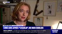 """Cinq ans après l'attentat de Charlie Hebdo, la compagne de Tignous sort un livre intitulé """"Si tu meurs, je te tue"""""""