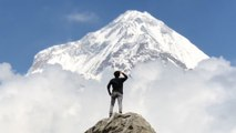 Chinese adventurer's journey to 70 glaciers in seven years