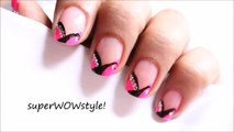 Abstract Nail Art Designs for Beginners - EASY Step by Step Tutorial  _ SuperWowStyle (2)