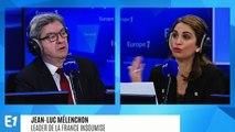 """Réforme des retraites : """"Monsieur Macron, vous avez perdu"""", lance Jean-Luc Mélenchon"""