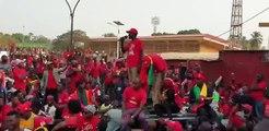 Sekou Koundouno menace sérieusement les autorités de Conakry