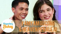 Heaven and Yamyam talk about their guilty pleasures | Magandang Buhay