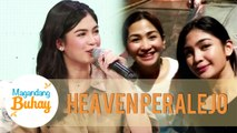 Heaven shares how close she is with her mother | Magandang Buhay