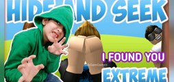 I found you even your hidden HIDE AND SEEK EXTREME : Roblox by SobSamGames