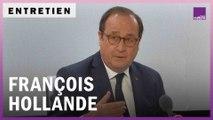 """François Hollande : """"Il n'y a pas de négociation sur la liberté"""