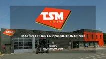 TSM Technique Service Marne, vente et installation de matériel viti-vinicole dans la Marne