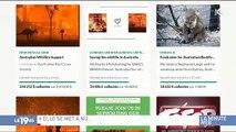 Incendies en Australie: Pour récolter des fonds, une influenceuse fait une promesse osée aux donateurs et récolte plus de 500.000 dollars - VIDEO
