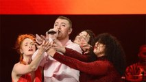 Sam Smith encourages fans to love their bodies in 2020