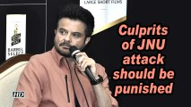 Anil Kapoor: Culprits of JNU attack should be punished