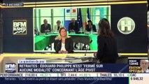Agnès Verdier-Molinié (iFRAP) : Retraites, l'âge pivot est-il la meilleure solution pour équilibrer le système ? - 07/01