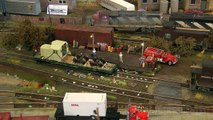 Model railroading in Canada: Rail transport modeling at its best! All aboard in TT scale! Video by Pilentum Television about rail transport modeling, trains, model railroading, railway modelling, model railways and model railroads