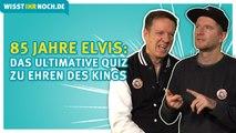 Das ultimative Quiz für alle Fans des King of Rock'n'Roll