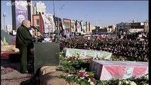 Iran : des dizaines de morts dans une bousculade pendant le dernier hommage au général Soleimani
