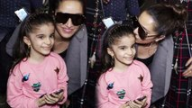 Shraddha Kapoor clicks with her little fans at airport;Watch video | FilmiBeat