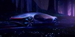 Mercedes Vision AVTR : le concept du CES 2020 en vidéo