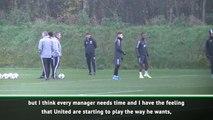 United starting to play football Solskjaer wants - Guardiola