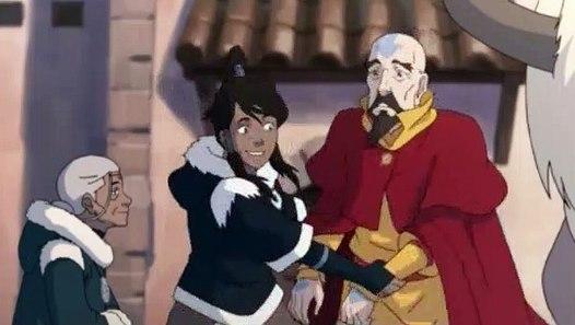 Avatar: The legend of Korra s04e06 Hd