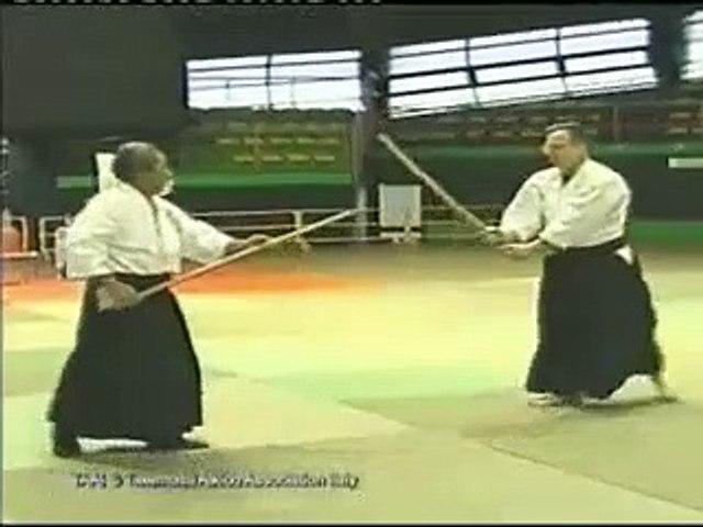 Morihiro Saito: Ken Tai Jo