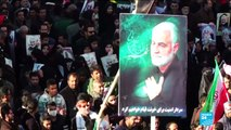 Stampede kills 'dozens' during the funeral of top general Soleimani