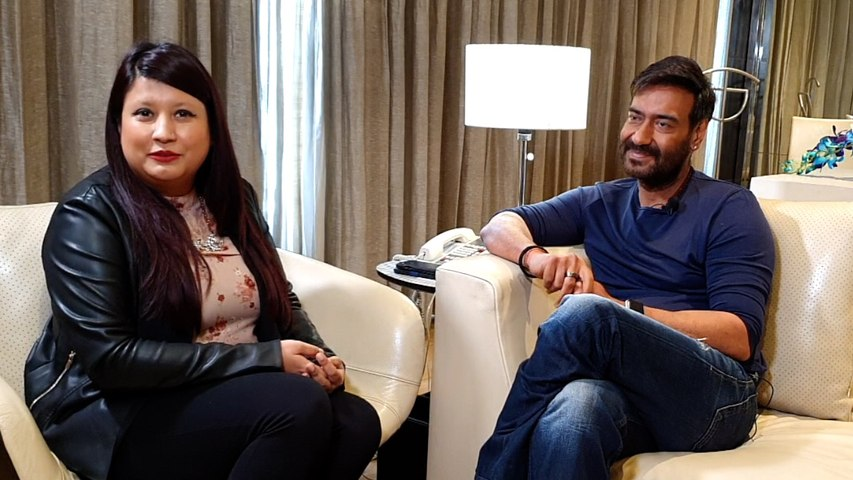 Ajay Devgn talks about Tanhaji: The Unsung Warrior & his 29 years in Bollywood