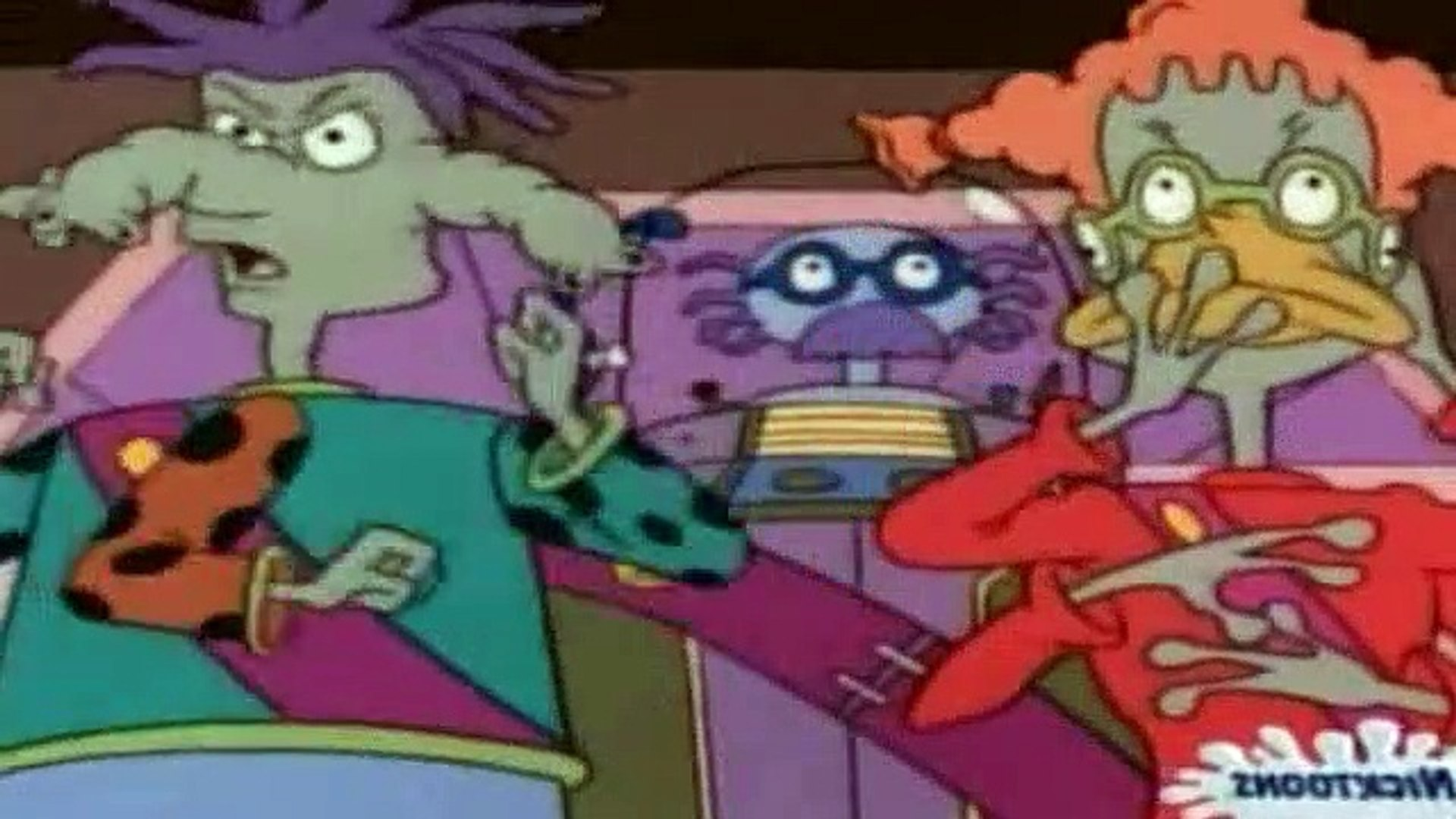 Rugrats Season 2 Episode 15 Visitors From Outer Space & The Case Of The Missing Rugrat