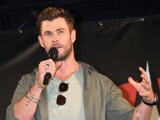 Chris Hemsworth spendet eine Million Dollar für Australien