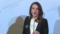 Nisma Thurrje ka dorezuar ne kuvend draftin per reformen zgjedhore  - Vizion Plus