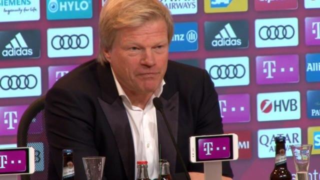 """Bayern Munich - Kahn : """"Je ne serais pas aussi émotif que sur le terrain"""""""