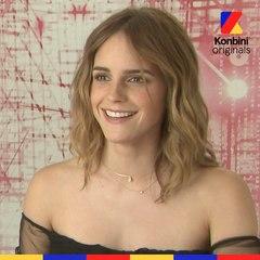 Emma Watson - Fast & Curious
