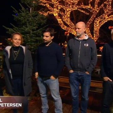 Christian, Uffe og Torben | Julekalender Uhyggelig | Go Aften Live | TV2 Danmark