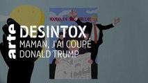 Maman j'ai coupé Donald Trump | 07/01/2020 | Désintox | ARTE
