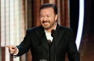 Ricky Gervais glad Golden Globes is over