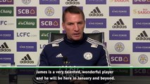 Maddison staying at Leicester - Rodgers
