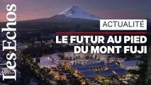 Toyota veut créer sa « ville du futur » au pied du mont Fuji
