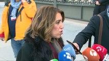 "Susana Díaz celebra que ""se rompe el bloqueo"""