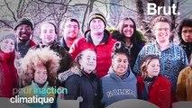 À travers le monde, des jeunes se mobilisent pour le climat