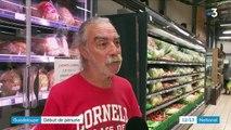 Guadeloupe : un début de pénurie dans les supermarchés