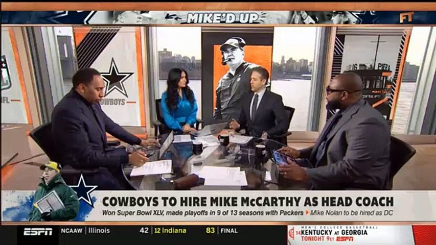 First Take Full Show Recap  1/7/20