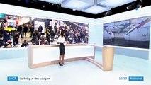 Grève des transports : des usagers excédés sur la ligne Amiens-Paris