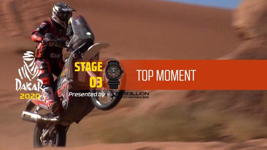 Dakar 2020 - Étape 3 / Stage 3 - Top Moment by Rebellion