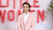 Timothee Chalamet to Play Bob Dylan in Untitled Musical Biopic | Billboard News