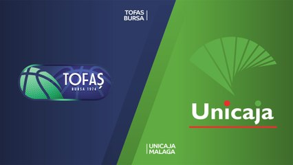 7Days EuroCup Highlights Top 16, Round 1: Tofas 84-82 Unicaja