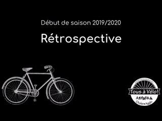 La saison 2019/2020 démarre sur des chapeaux de roues !