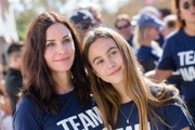 "Courteney Cox and Daughter Coco Arquette's Dance Is An Update on the Friends ""Routine"""