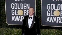 Tom Hanks 2020 Golden Globes Emotional Speech