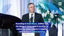 JetBlue AirWays Announces Plan to Become Carbon-Neutral