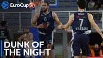 7DAYS EuroCup Dunk of the Night: Tyler Cain, Germani Brescia Leonessa