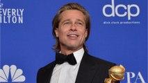 Brad Pitt's 'Happy Place'
