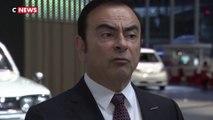 Comment va se dérouler la conférence de presse de Carlos Ghosn ?