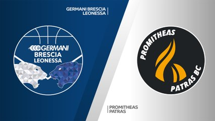 7Days EuroCup Highlights Top 16, Round 1: Brescia 63-57 Promitheas